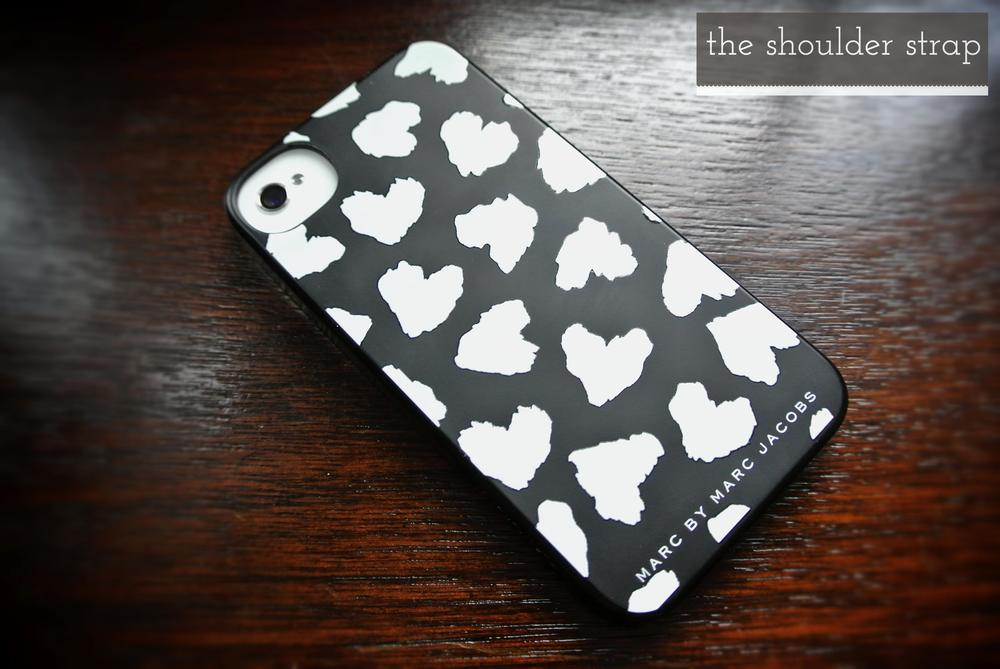 Marc by Marc Jacobs iPhone 4/4S Case