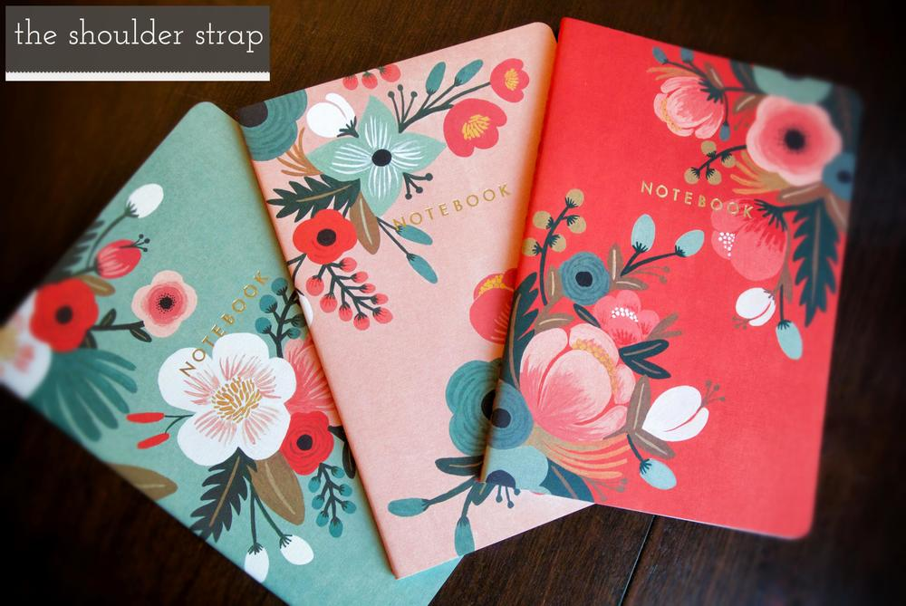 Botanical Notebook Collection