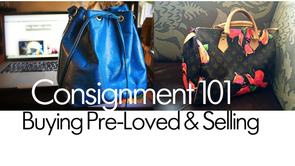 consignment 101