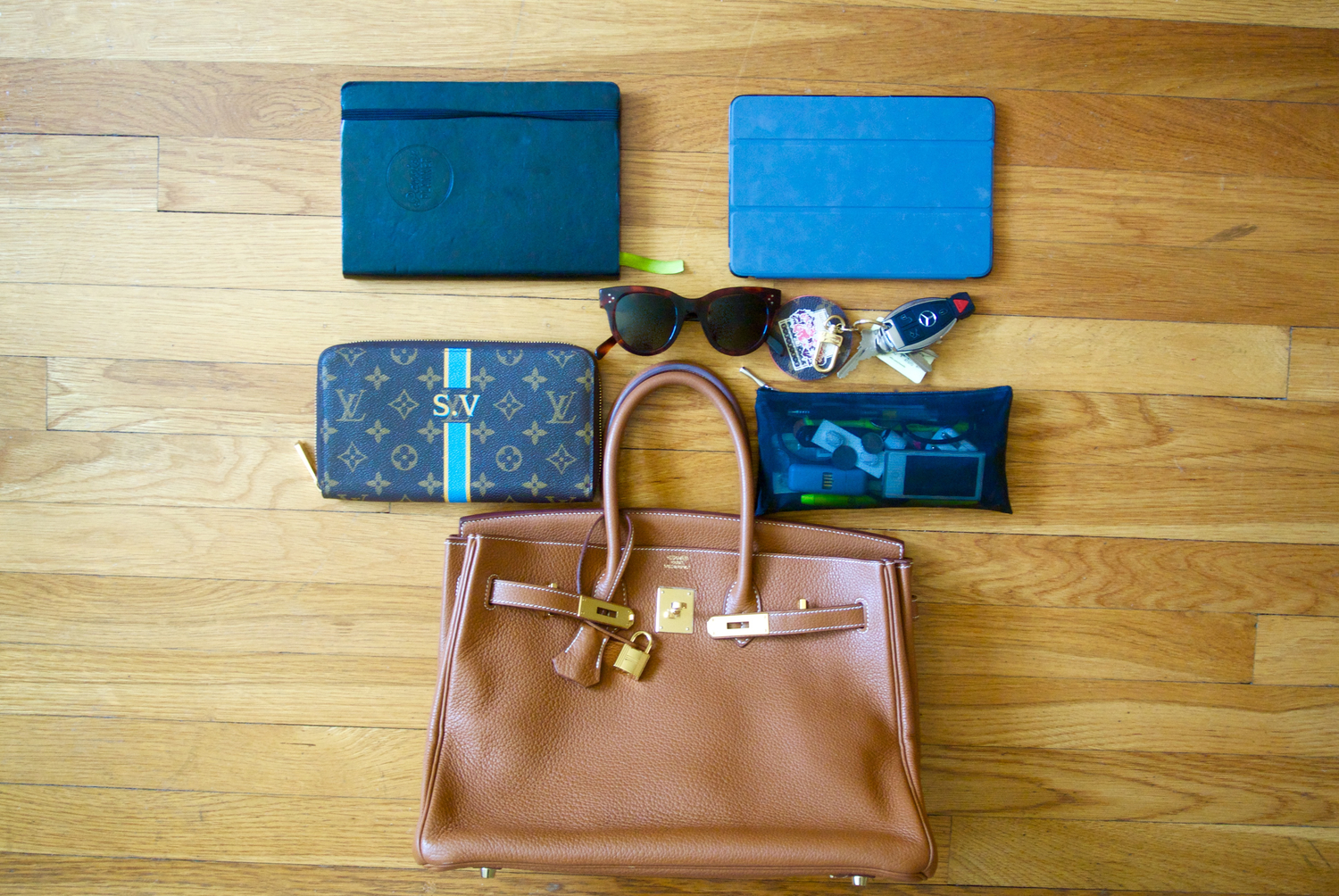 60f5d1f8e92 What s in My Bag  — Weekend Outing Edition — The Shoulder Strap