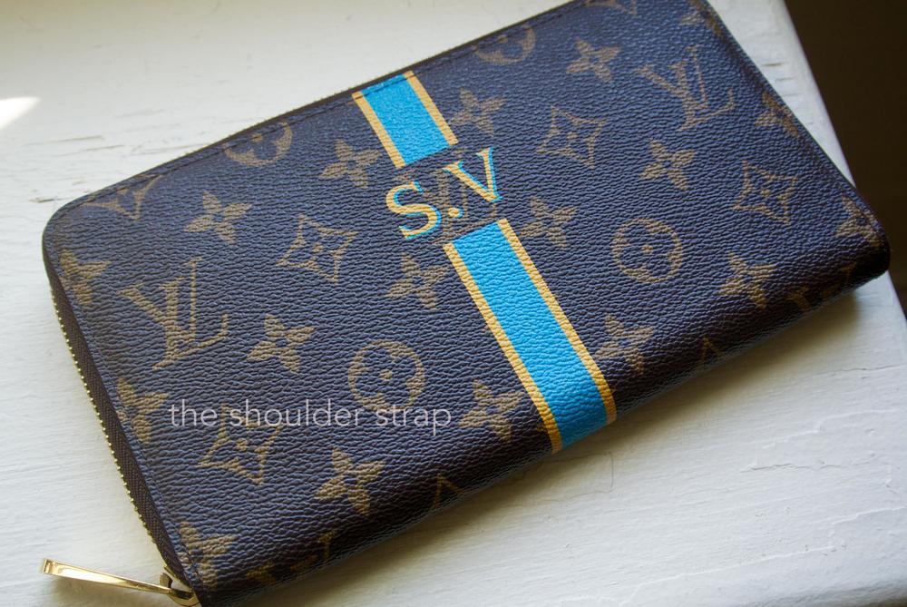 d1be4f57a51e Louis Vuitton Mon Monogram Organizer Wallet — The Shoulder Strap