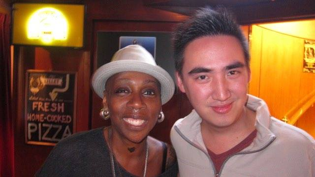 Gina Yashere - the NICEST person in all comedy