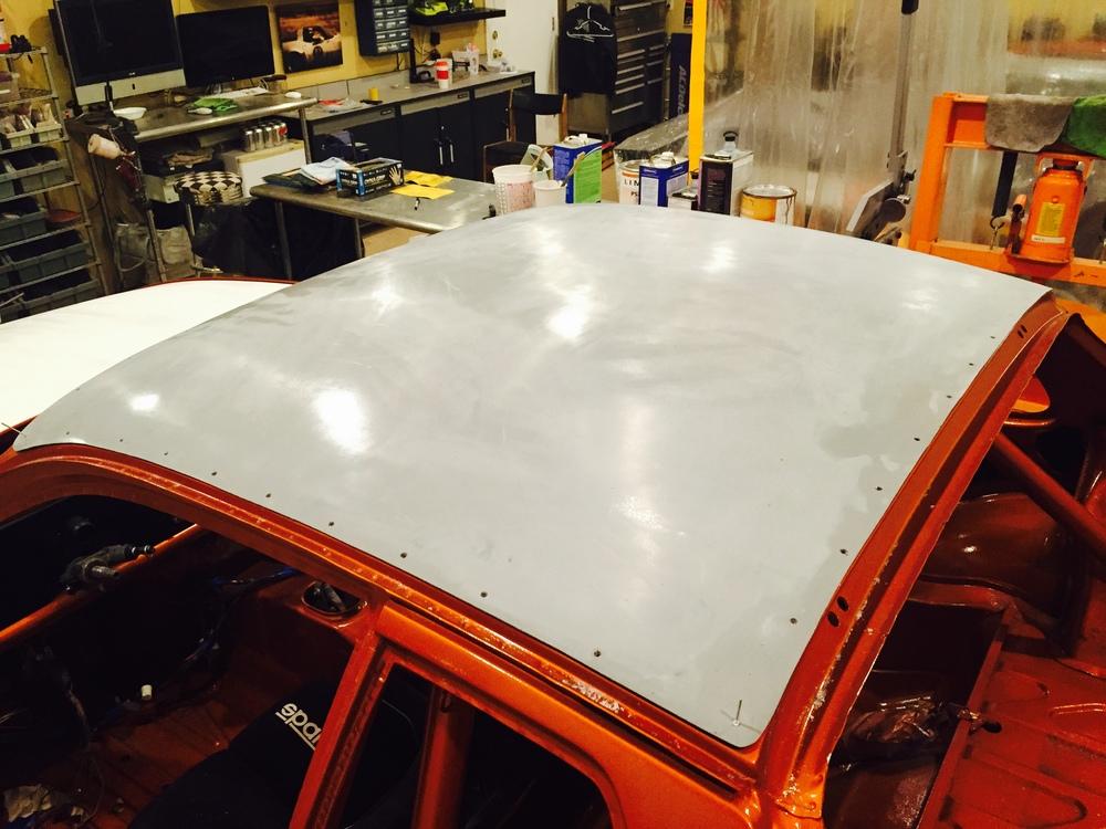 Porsche 924/944 Roof Fiberglass Panel