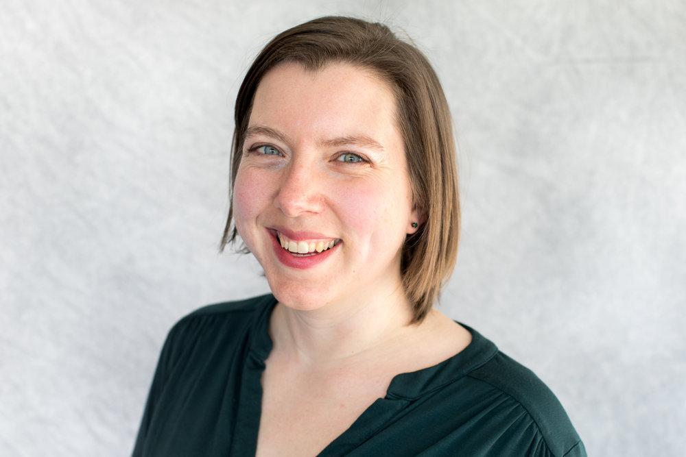 Anna LaRue - Principal