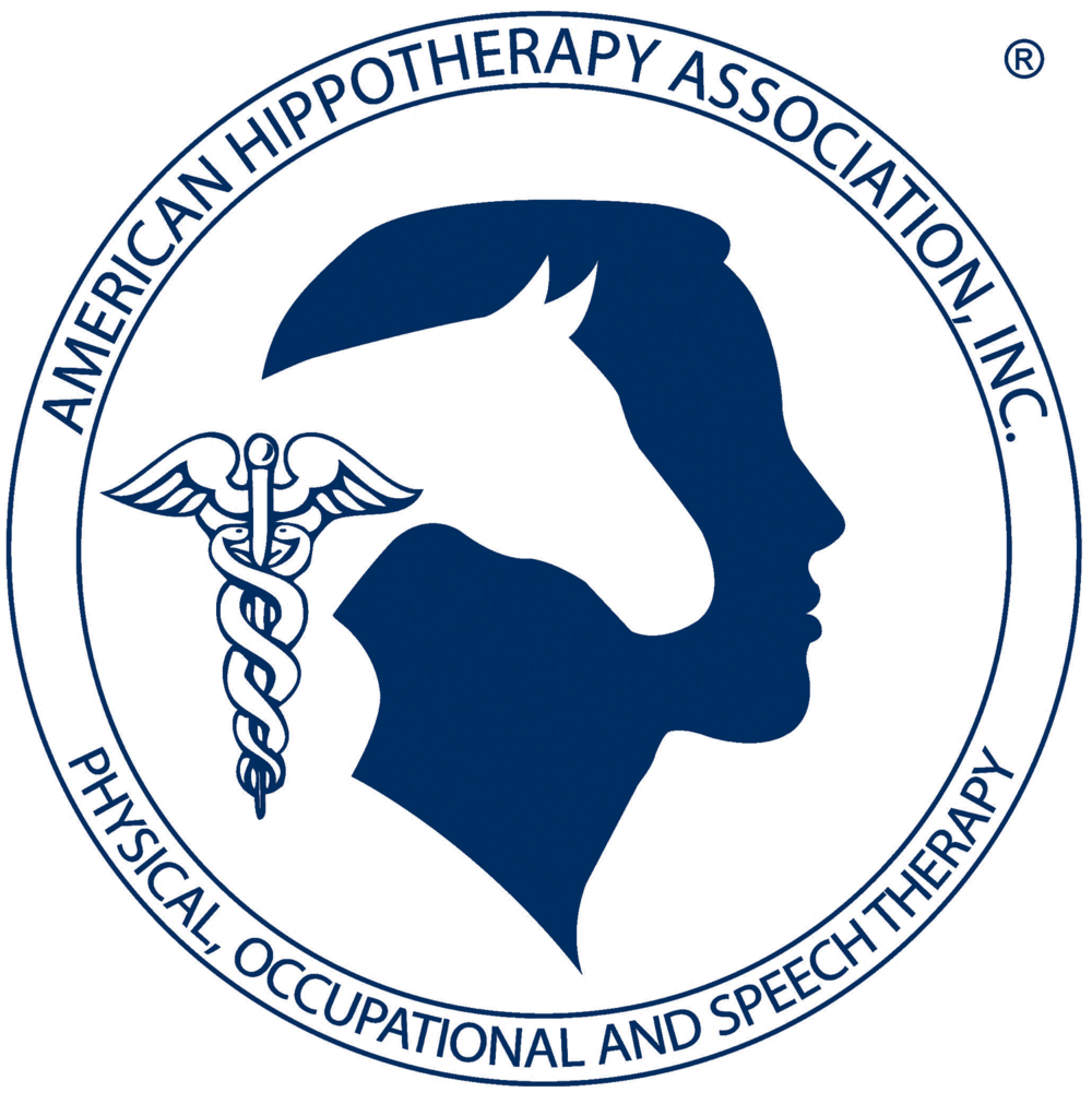 American Hippotherapy Association Logo