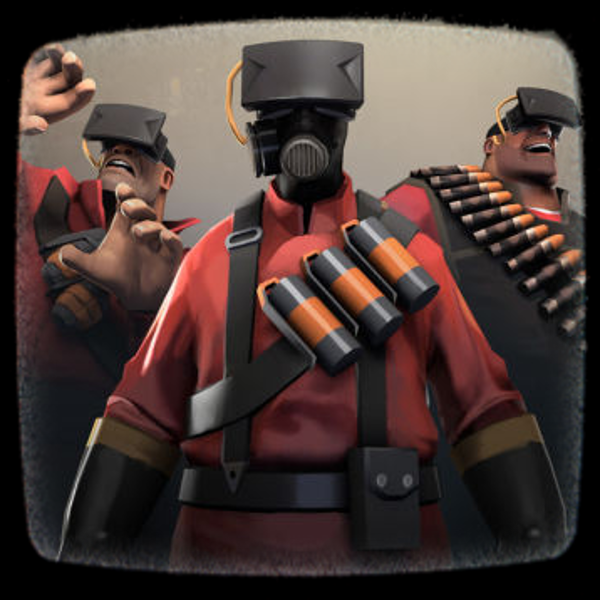 PHOTO CREDIT:   ©  VALVE CORPORATION (TEAM FORTRESS 2)