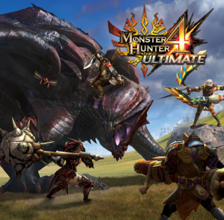 5. Monster Hunter 4 Ultimate