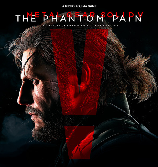 1. Metal Gear Solid V: The Phantom Pain
