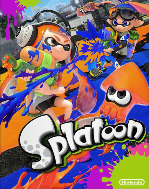 9. Splatoon