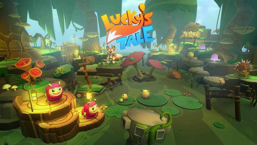 Lucky's Tale is 1 of 2 games coming with a pre-order of the Oculus Rift. While a number of games are promising VR support, no one is certain which ones will be available when these headsets are shipped. Photo Courtesy    VRBites.com