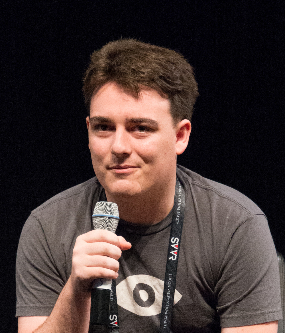 Palmer Luckey, Oculus founder, is hoping the Rift will sell both to the high-end and regular consumer of games. Image Credit: Wikipedia