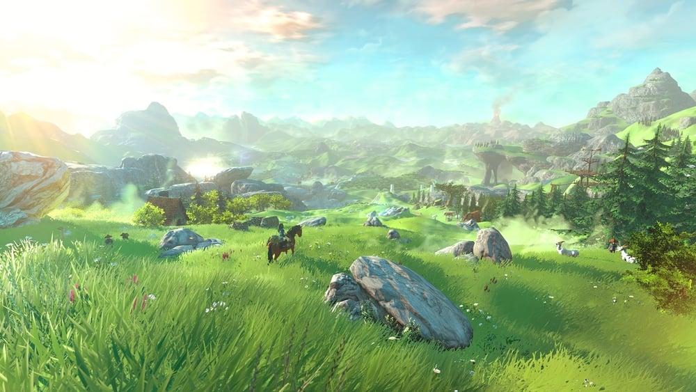 Zelda Wii U (working title)
