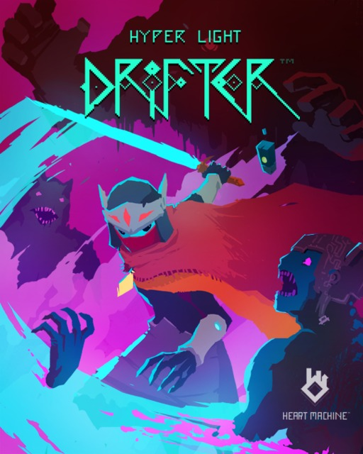 4. Hyper Light Drifter