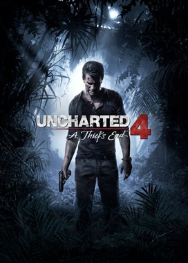 6. Uncharted 4: A Thief's End