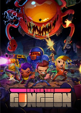 9. Enter the Gungeon