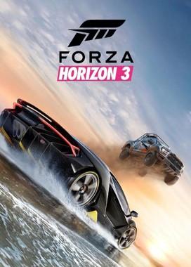 5. Forza Horizon 3