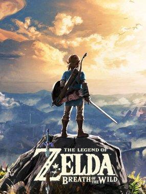 3. The Legend of Zelda: Breath of the Wild