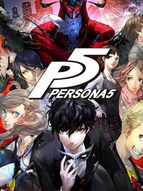 8. Persona 5
