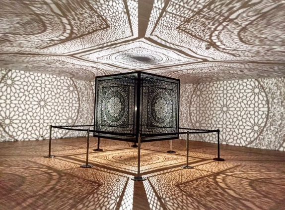 Intersections by Anila Quayyhum Agha