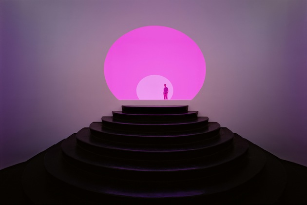 Ahkob by James Turrell | Image courtesy of the Poetry Foundation