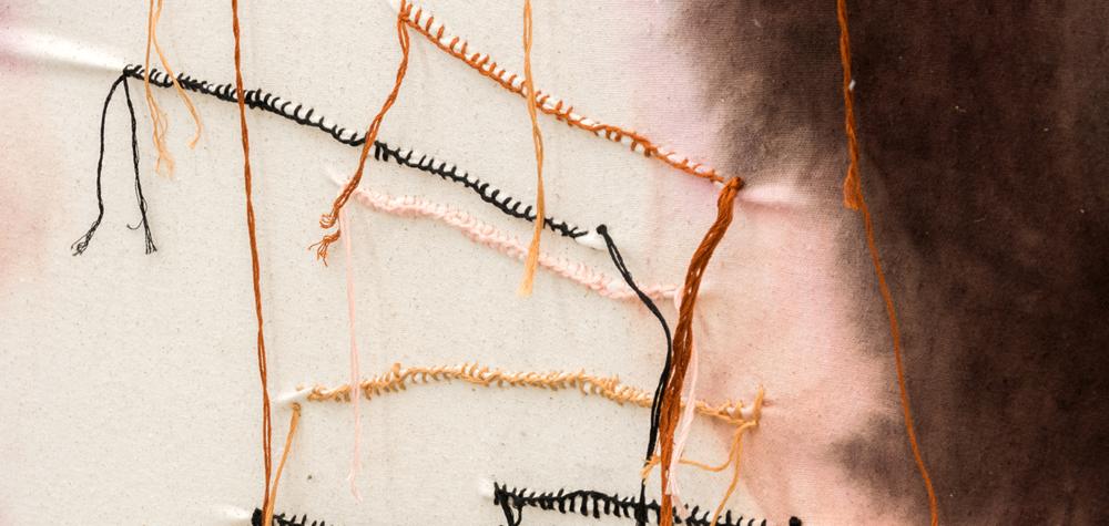 Chocolate Marshmallows (detail) by Alana Medina