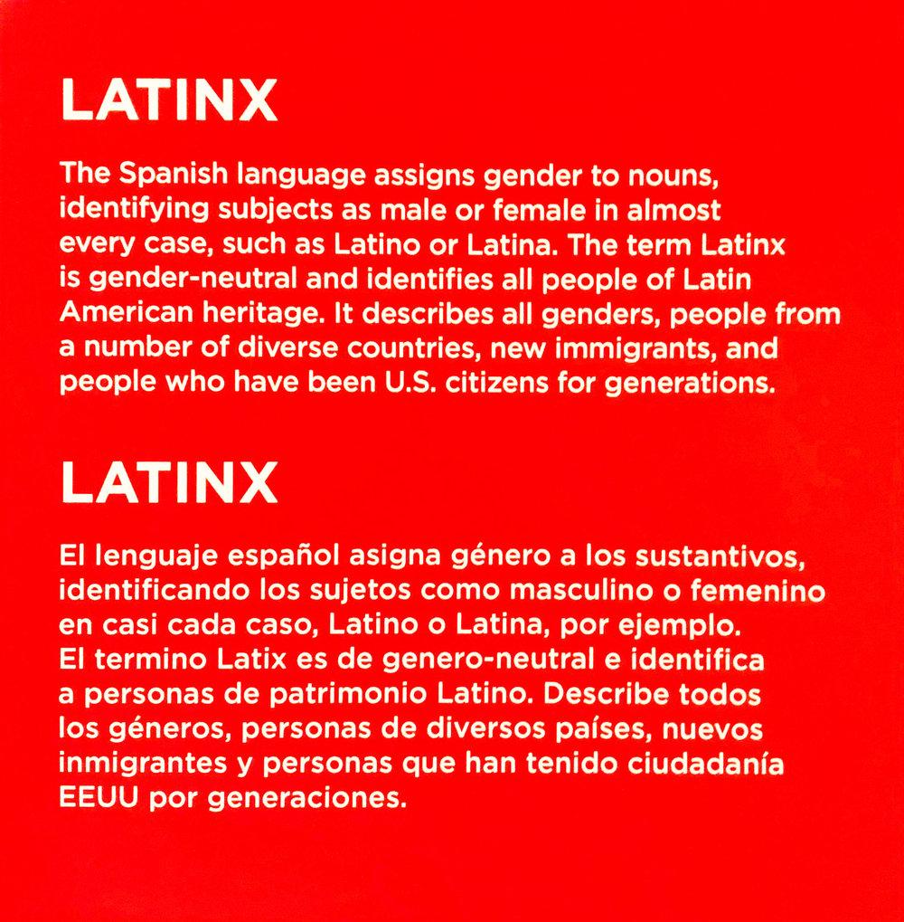 Que es those en español