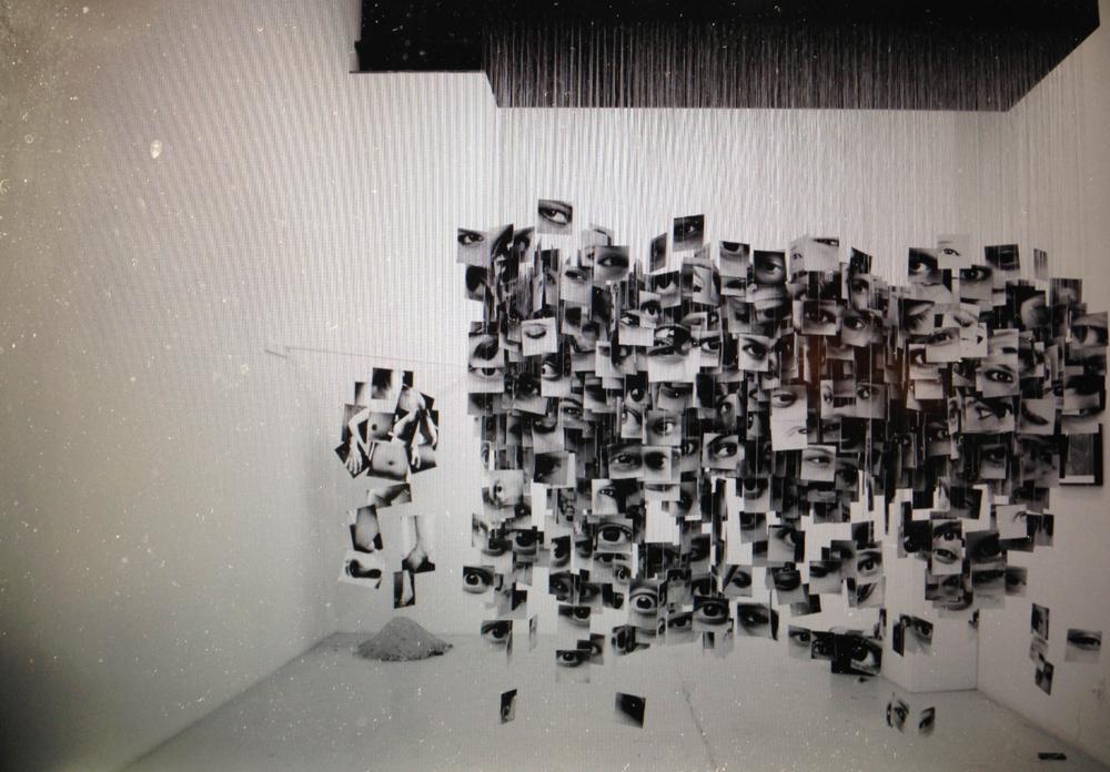 Unspeakable Installation © Jessica DeMuro