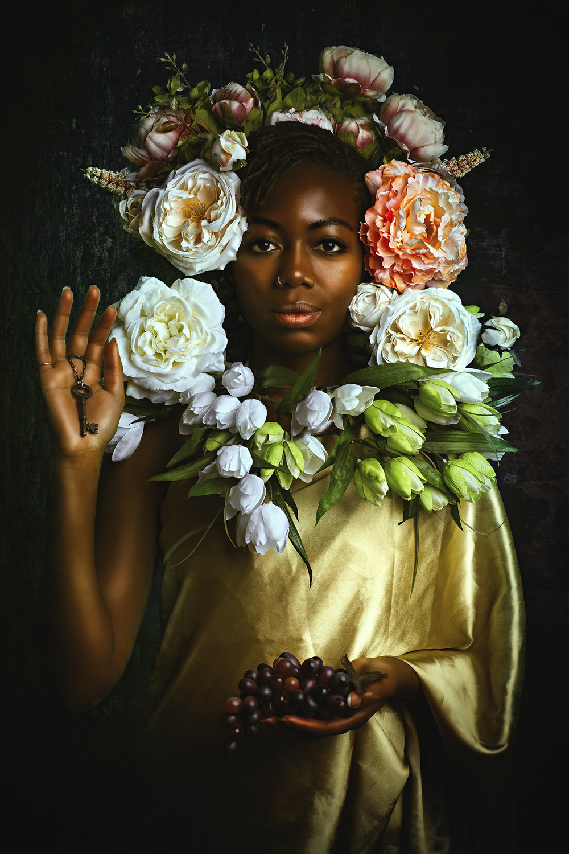 The Queen© Alanna Airitam