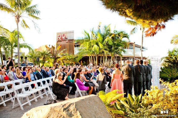 Bali Hai Wedding — DJ Kanoya Productions San Diego DJ