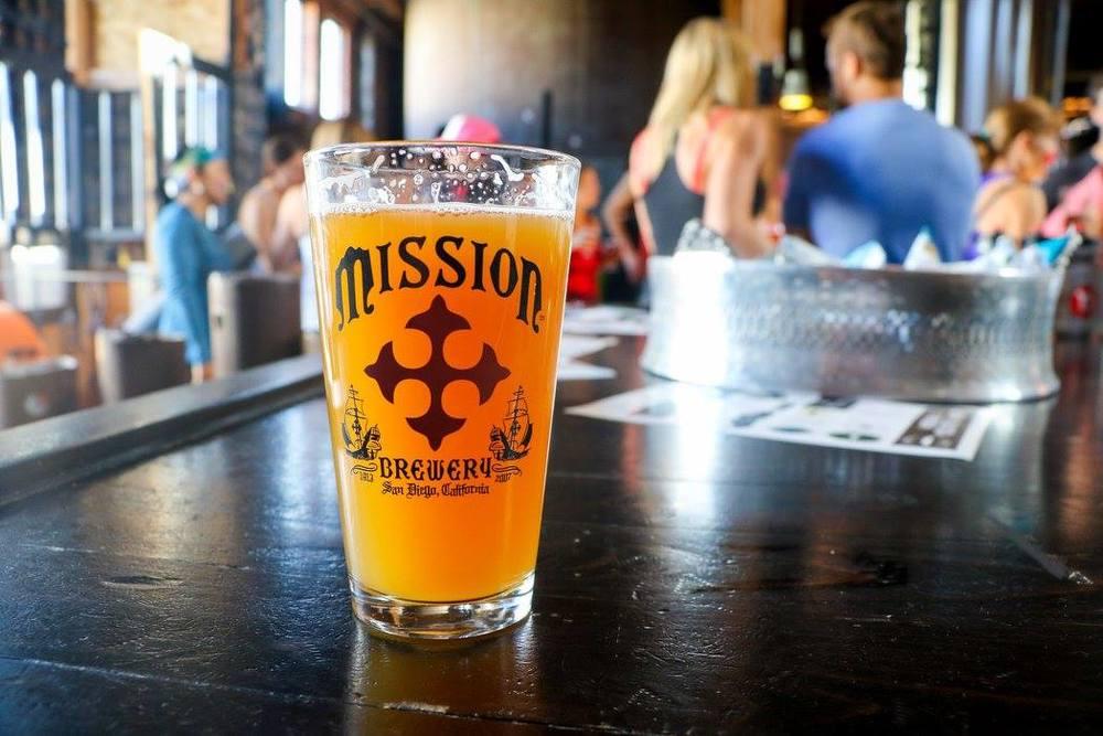 Mission Brewery San Diego