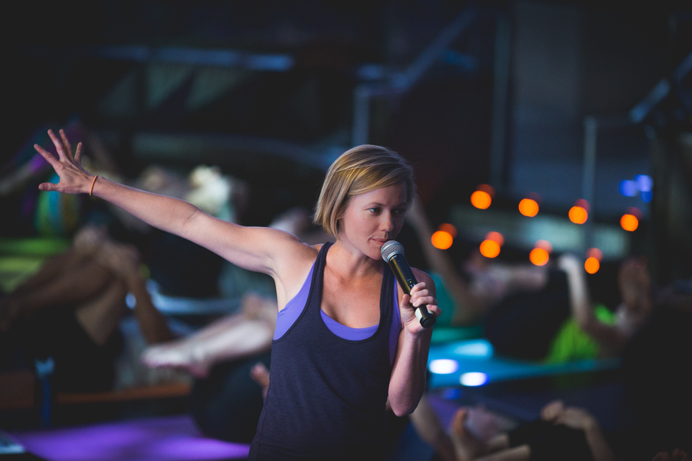 San   Diego based   yoga teacher, Helen Cloots, will lead the yoga session at Yoga Flow For Event Pros.