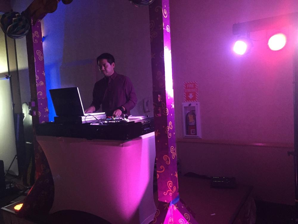 San Diego DJ:Justin Kanoya