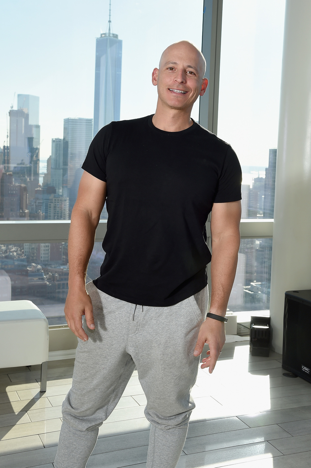 Harley Pasternak, trainer for film, TV and music celebrities such as Katy Perry, Megan Fox and Kanye West.