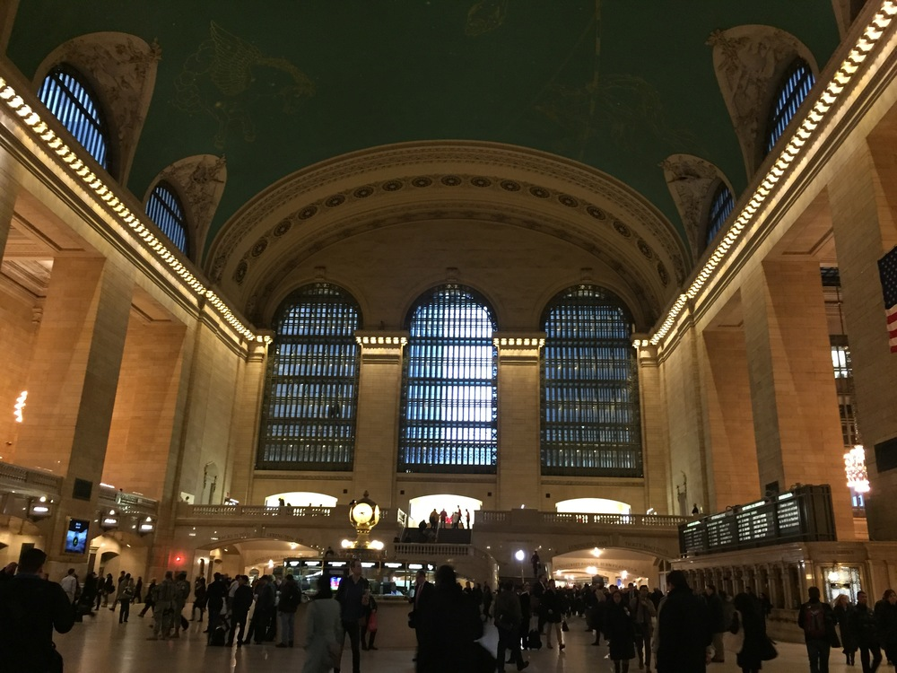 New York City's Grand Central Terminal