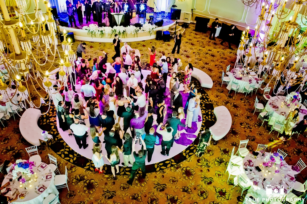 What Size Dance Floor Should Be At Your Wedding Reception Dj