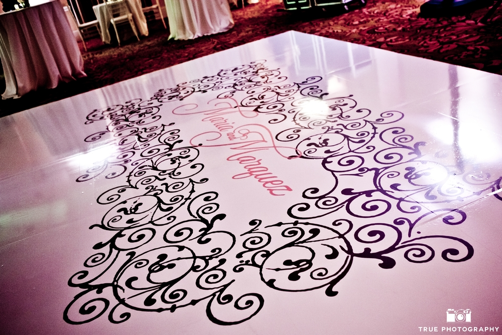 The Size Of Dance Floor Plays An Important Role In How Energy Level Will Sustain During Wedding Reception