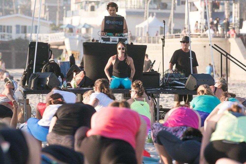 DJ Justin Kanoya