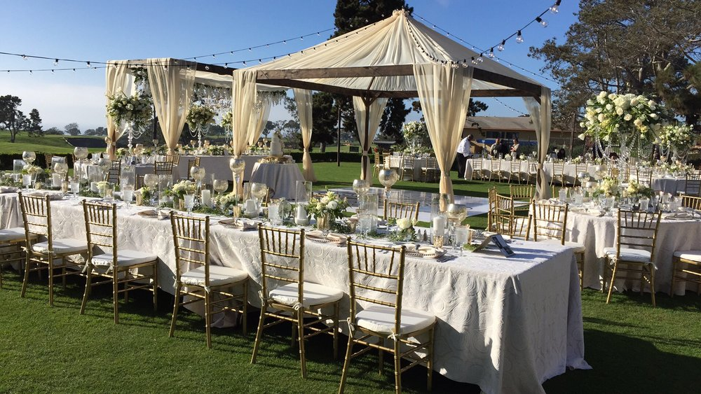 Lodge at Torrey Pines wedding