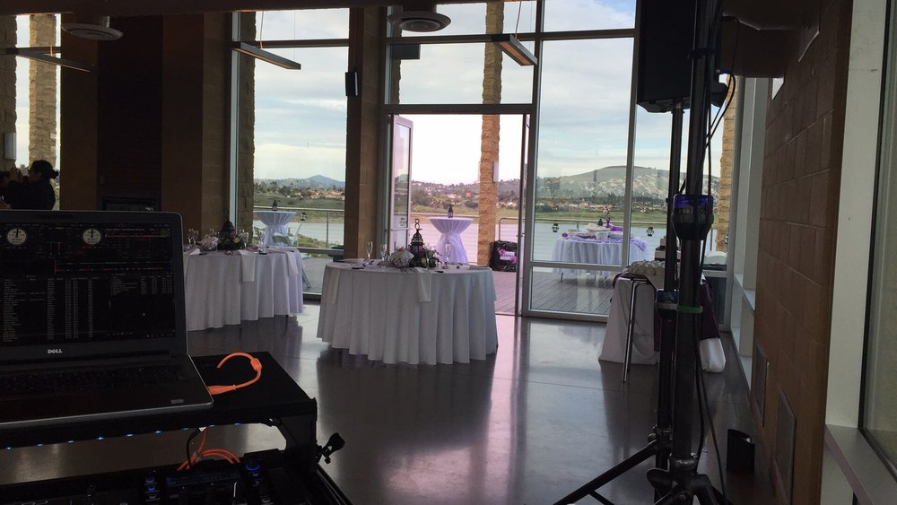 The Community Center at Sweetwater Summit Regional Park is a beautiful spot to host a wedding or special event.