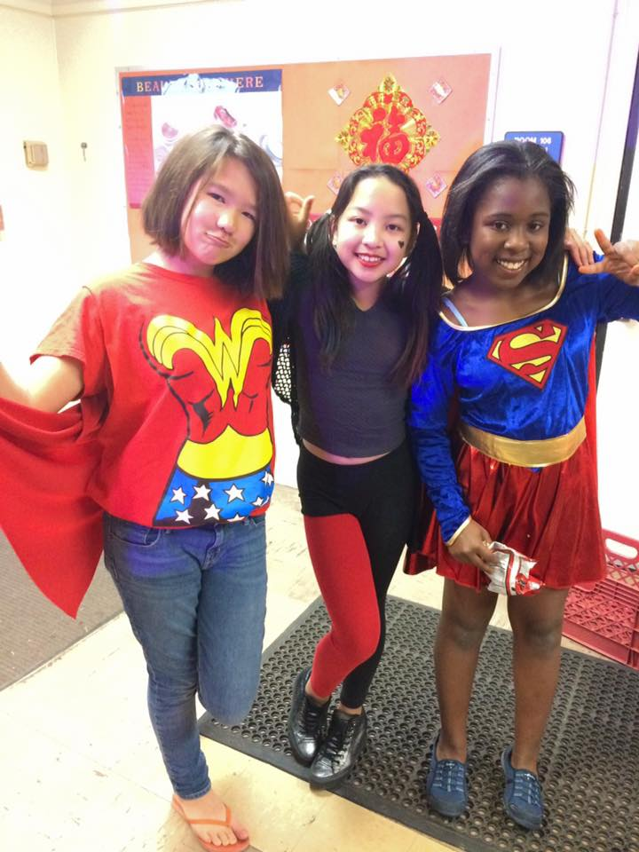 Barnard Elementary had their annual school dance on March 10, 2017