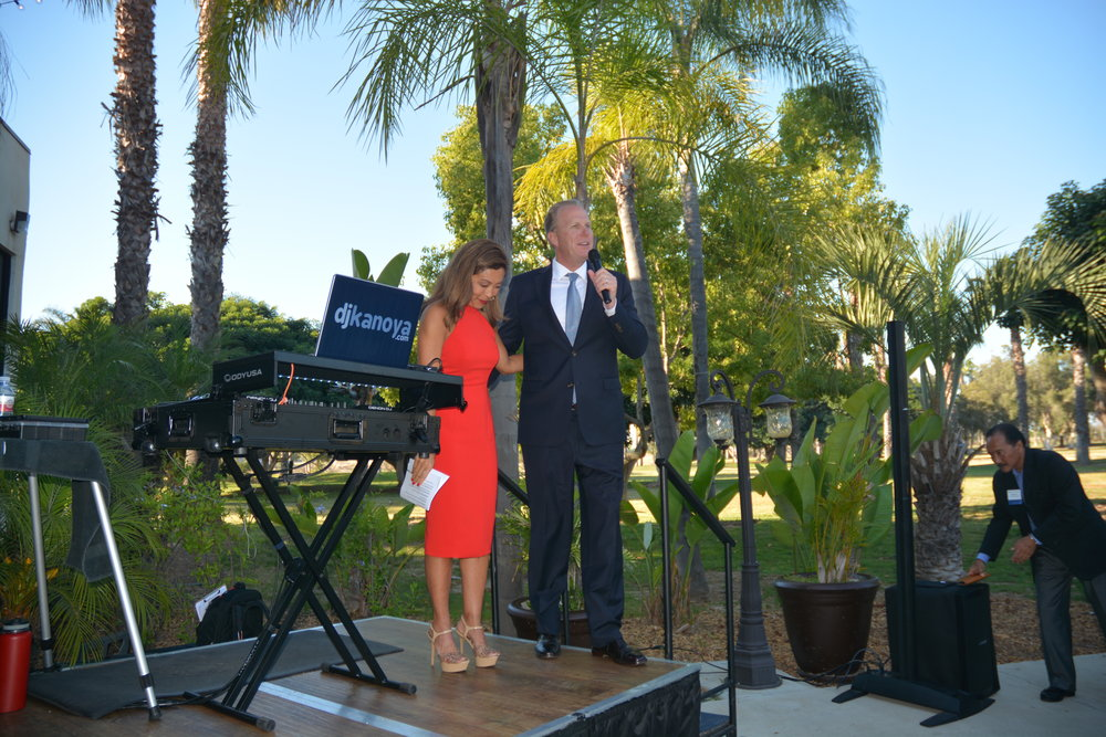 kevin faulconer at aba taste of asia