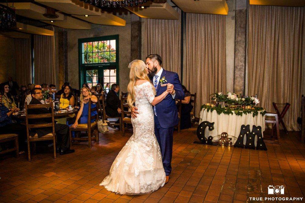Stone Brewery Wedding - First Dance