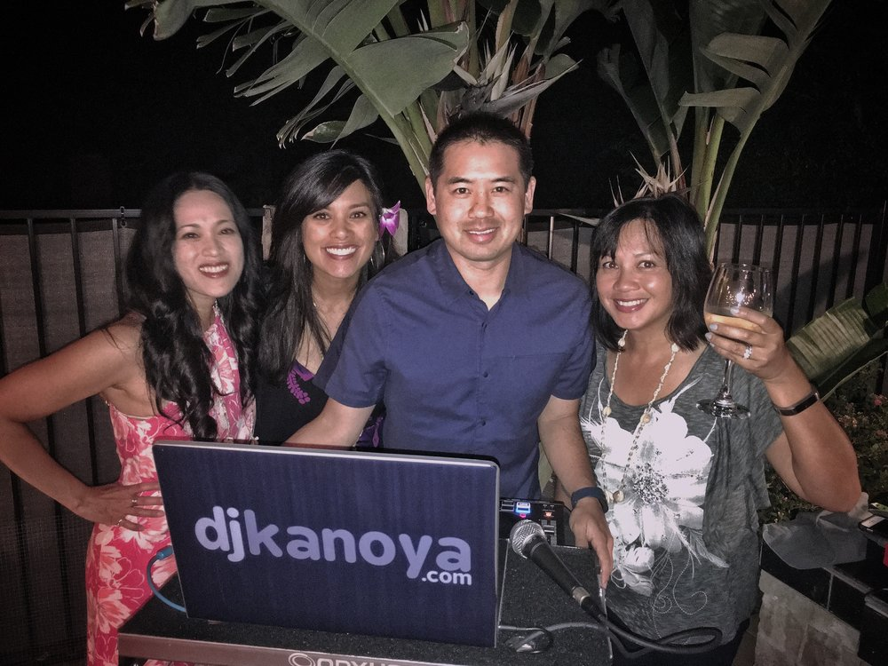 DJ Kanoya - 50th Birthday Party DJ