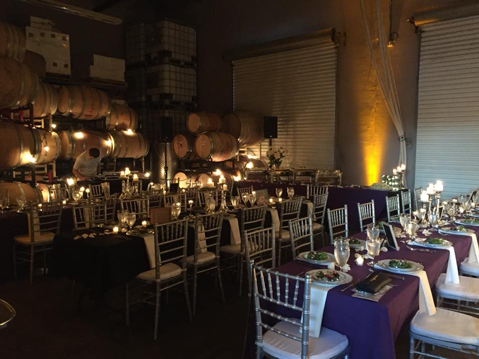 2Planks Vineyards is a great spot for an event of 50 guests or less.