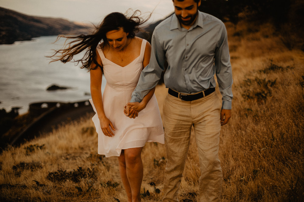rowena crest engagement, oregon wedding photographer, engagement photos, natural light photographer-246.jpg
