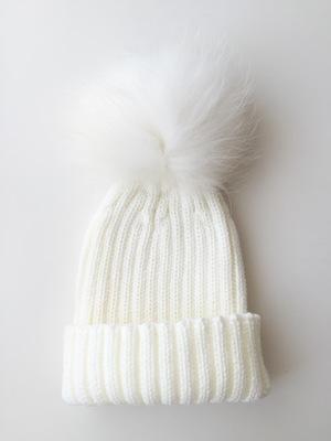 8bb0248696e Luxury kids pompom hats - Snow White ...