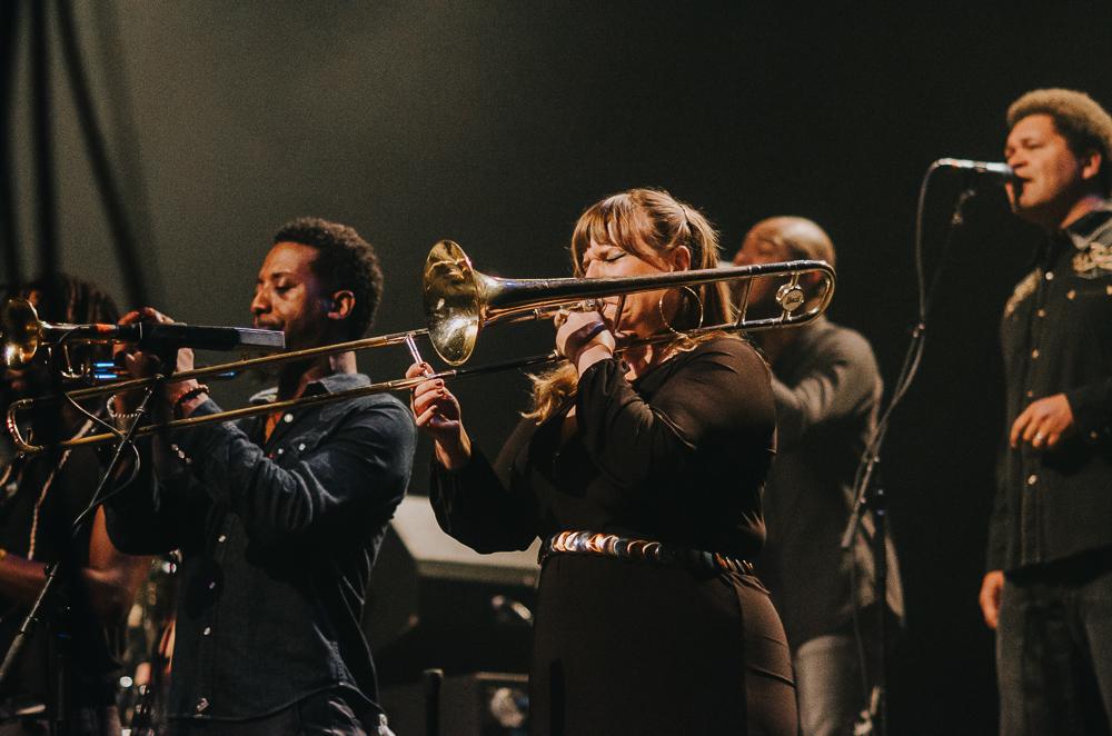 Ephraim Owens (Trumpet) x Elizabeth Lea (Trombone)