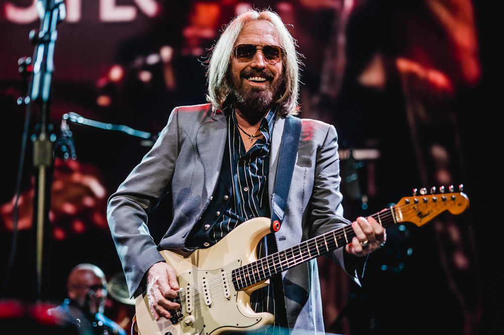 Tom Petty, Rest in Peace you legend.