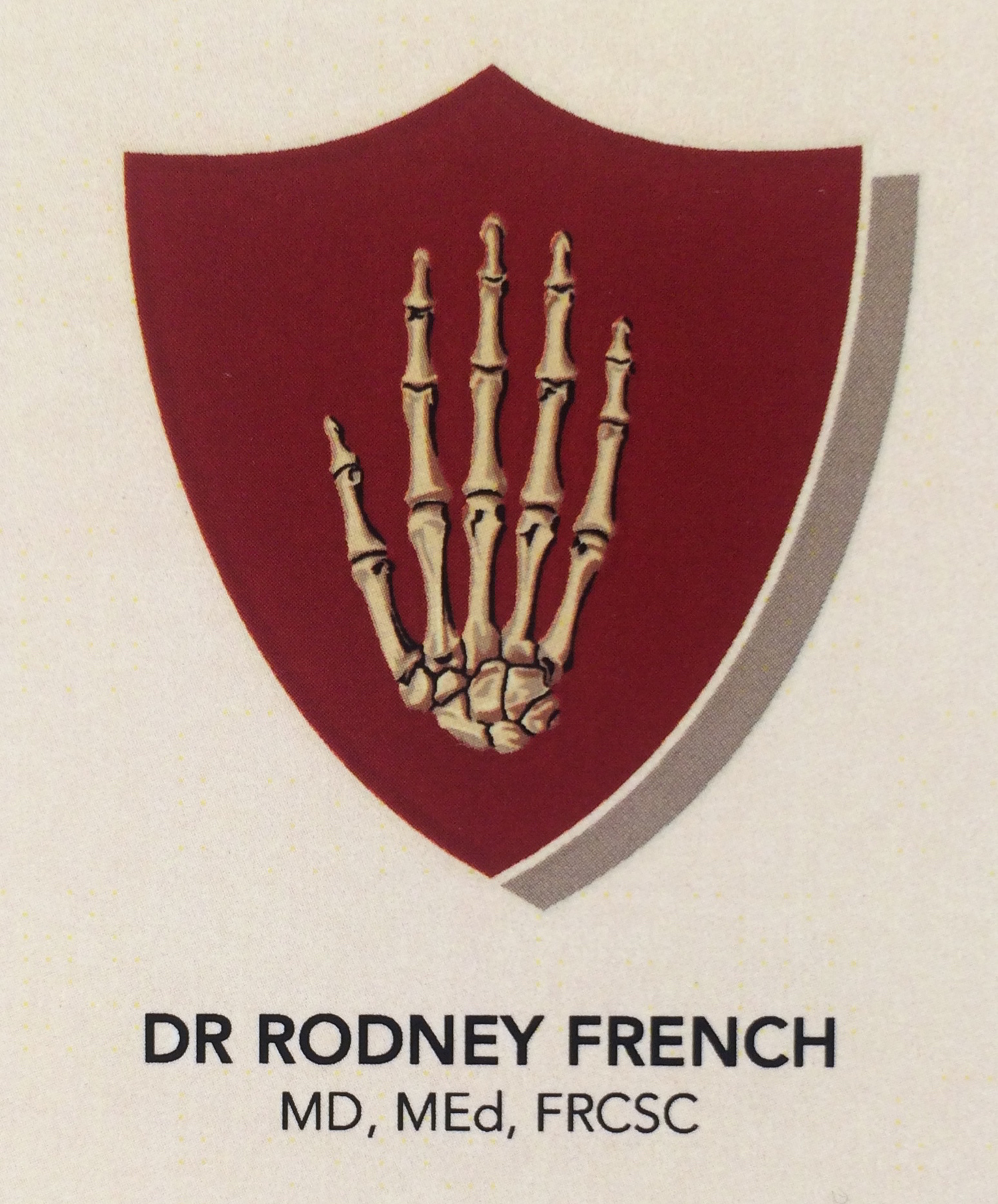 Dr. Rod French