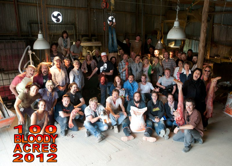 100 Bloody Acres Cast & Crew Photo.jpg